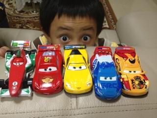 Lightning McQueen dan Rakan-Rakan