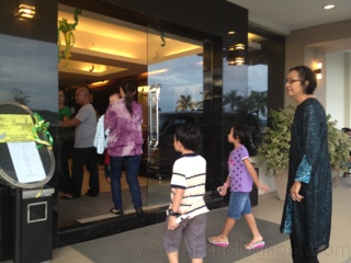 Buka Puasa @ Hotel De Leon, Lahad Datu