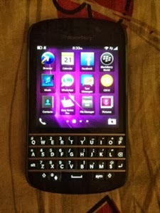 Cara Selesaikan Masalah SMS Hilang Di Blackberry Q10