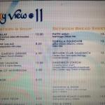 Cafe Skyview, Tingkat 11, Jabatan Peguam Negara, Putrajaya (Skyview@11)