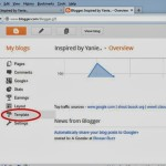 Membuat Scroll Box Untuk Sidebar Widget Dengan Kaedah Mudah