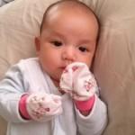 Baby Hani Pagi Ini
