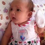 Wordless Wednesday #3 : Baby Hani