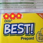 Super Long Life Hanya Untuk Digi Best Prepaid Plan