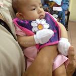 Pemeriksaan 3 Bulan Baby Hani