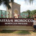 Astaka Morocco, Putrajaya