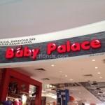 Barangan Bayi Di Baby Palace, The Mines Shopping Mall