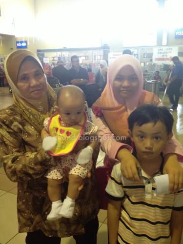 Mak Dah Balik Sabah