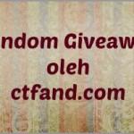 Random Giveaway Oleh ctfand.com