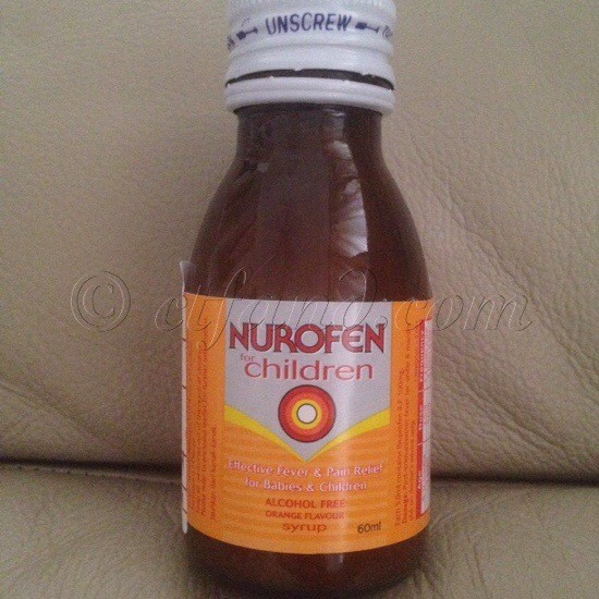 Hati-Hati Dengan Ubat Ibuprofen