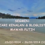 Segmen Cari Kenalan Dan Bloglist Mawar Putih