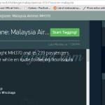 TOMNOD Untuk Membantu Pencarian MH370