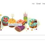 Dapat Birthday Doodle Dari Google!