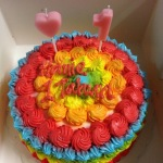 WW #28: Milik Siapakah Rainbow Cake Ini?