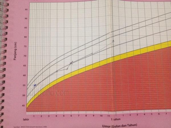 Checkup 1 Tahun Hani Dan Suntikan MMR