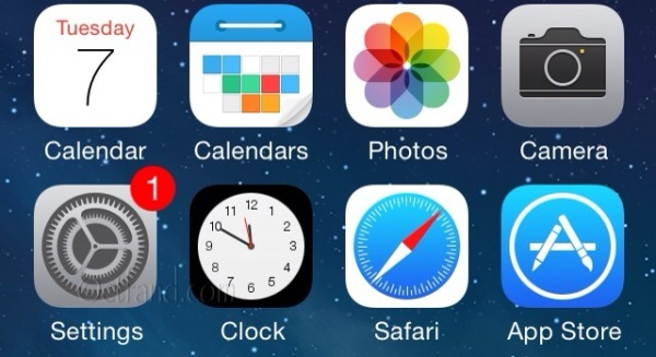 Di Paksa Update Ke iOS 8.0.2