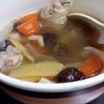 Resepi Mudah: Sup Ayam Dengan Kurma Merah
