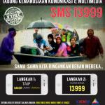 Tragedi Banjir..Jom Bantu Yang Termampu
