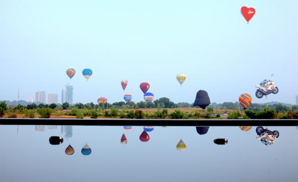 Senarai Balloonist Dan Penaja Pesta Belon Udara Panas Putrajaya 2015