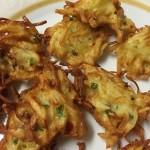 Resepi Mudah: Fritters Kentang