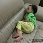 Hani Tertidur Sendiri