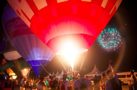 8th Putrajaya International Hot Air Balloon Fiesta 2016