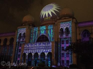 Ke Pesta LAMPU Putrajaya 2016