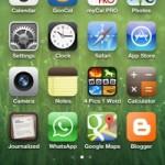 Aplikasi Dalam iPhoneku (iPhone App)