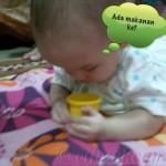 Persediaan Makanan Pertama Baby Hani