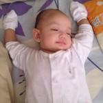 Bila Masa Sesuai Buka Sarung Tangan Bayi?