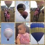 Cuci Mata Di Putrajaya International Hot Air Balloon Fiesta 2014