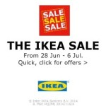 CPUV Ikea June Sale Campaign