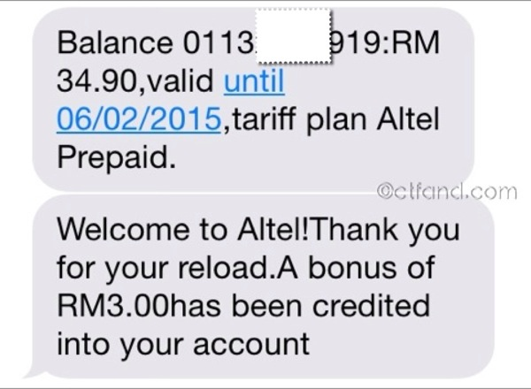 reload altel