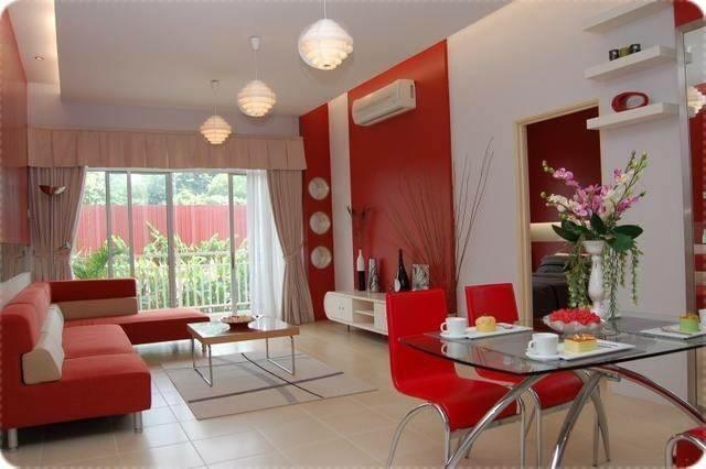 Susun Atur Perabot Ruang Tamu Memanjang Desainrumahid