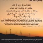 Zikir Pagi Dan Petang: Sayyidul Istighfar Dan Kelebihannya